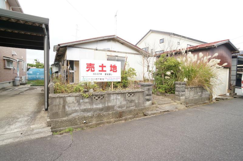 売土地(坂井市坂井町若宮13字5番29)